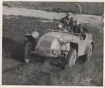 Allard Trials Car Photograph, By Guy Griffiths.