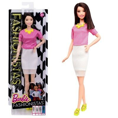 Barbie - Fashionistas 30 - Tall - Doll with Shirt and Pencil Skirt