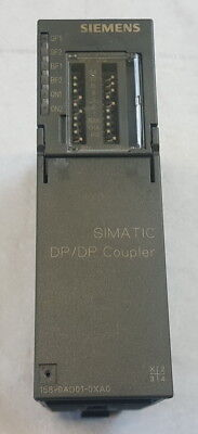 Siemens Simatic S7 6ES7 158-0AD01-0XA0 E-Stand:01 Simatic DP/DP Coupler