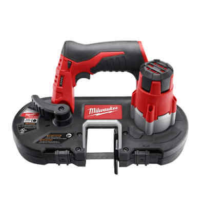 Milwaukee 2429-20 M12 Band Saw Bare Tool