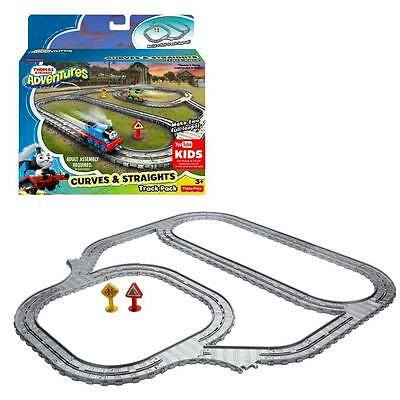 Thomas and Friends - Set Extension Rails and Curves - Adventures Mattel