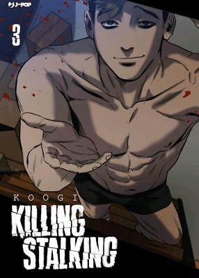 Koogi KILLING STALKING n. 3 J-Pop