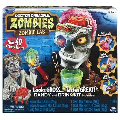 New Doctor Dreadful Zombies Zombie Lab with Candy and Drink Kit Model:6FAE55D7