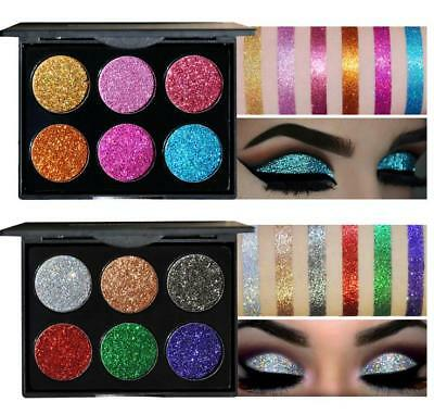 Newest Eyeshadow Makeup Glitter Sparkle Powder Shimmer Diamond Eye Shadow