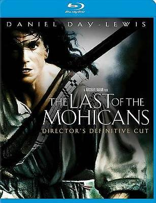 LAST OF THE MOHICANS (Blu-ray Disc, 2010) NEW