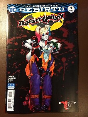 DC comics: HARLEY QUINN BATMAN DAY SPECIAL EDITION # 1 , 1st print
