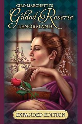 Gilded Reverie Lenormand: Expanded Edition by Ciro Marchetti Free Shipping!