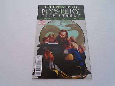 Journey Into Mystery 630 (Marvel Comics) Dec 2011 FEAR ITSELF