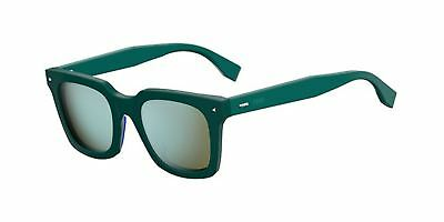 56bbef18ea NEW FENDI SUN FUN FF 0216 S PJP XT Blue Blue Sky Sunglasses ...