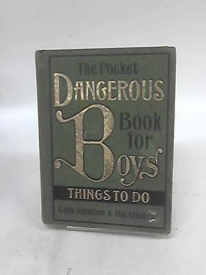 The Dangerous Book for Boys Book (Iggulden, Conn - 2006) (ID:06953)