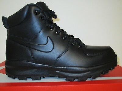 Nike Manoa Leather (Black) Mens Boot