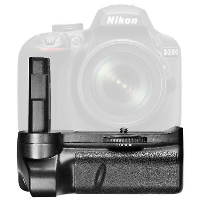 Neewer Battery Grip for Nikon D3400 Shutter Release Button(NW-D3400)