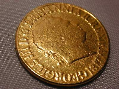 Rare George Iii Antique Sovereign Coin Collectable