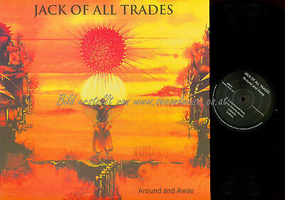 LP-Jack Of All Trades – Around And Away // LIMITED  / NEW