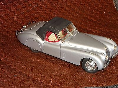 Franklin Mint 1952 Jaguar XK120 M NB