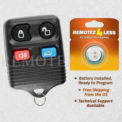 Keyless Entry Remote for 2007 2008 2009 2010 2011 2012 2013 2014 Ford Mustang