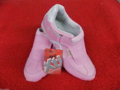 XTi Low Shoe Ankle Boots Trainers Casual Trainers Ladies Shoe Rosa Boots