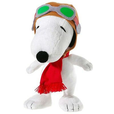 The Peanuts - Snoopy plush stuffed figure Flying Ace Height 20 cm