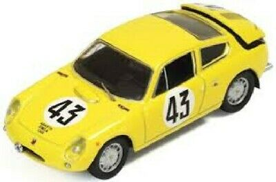 IXO 1:43 Simca Abarth 1300 No.43, Le Mans Dubois/Harris