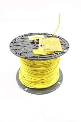 Encore Wire 140100706440 14 Awg Stranded Copper Yellow Wire 225ft