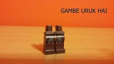LEGO Signore degli anelli Lord of the rings Gambe URUK HAI from set 9471