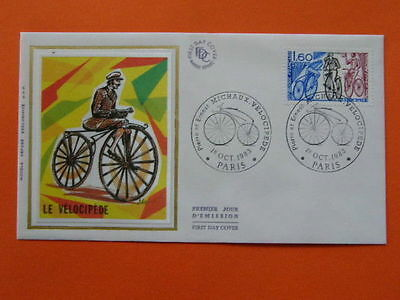bicycle cycling Velocipede penny farthing FDC 31053