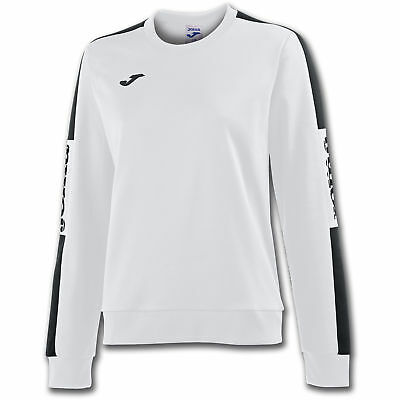 JOMA FELPA CHAMPION IV DONNA BIANCO Uniforms
