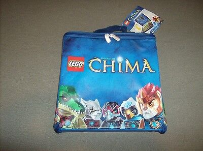 Neat-Oh! Lego Legends of Chima zip bin battle carry case new with tagging A1632X