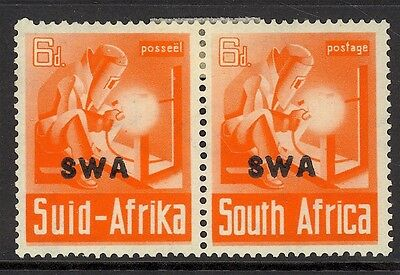 South West Africa, Mint, 135-43, Og Hr, Cs/9, (1) Shown, Magnificent Centering