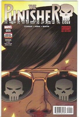 The Punisher #9 NM (2017) Marvel Comics