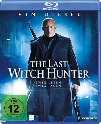 The Last Witch Hunter (Vin Diesel) # BLU-RAY-NEU