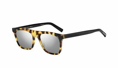 111ce470687f Authentic Christian Dior Homme Walk/S 581/0T Blonde havana black Sunglasses