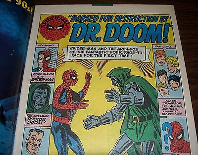 AMAZING SPIDER-MAN #5 Doctor Doom Reprint in Spider-Man Classics #6 from 1993