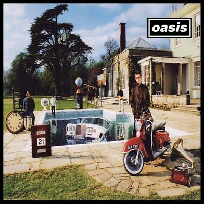Oasis : Be Here Now CD (2016) ***NEW***