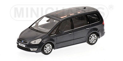 Minichamps 1:43 Ford Galaxy 2006 - blue