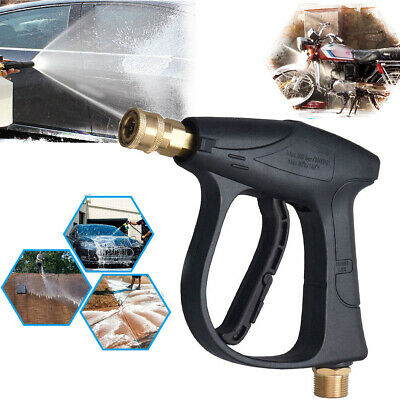 Car Cleaning Washer Gun 3000 PSI M22 Thread for High Pressure Power Washers