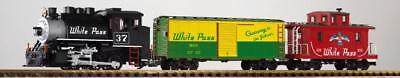 PIKO G Start-Set White Pass&Yukon Sound 37106