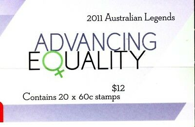 2011 Australia - Advancing Equality Booklet