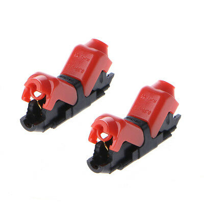 5 Pcs 1 Pin Quick Splice Wire Connector For AWG 22-20 LED Strip Cable