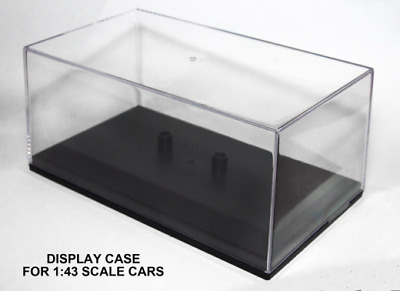 Cararama CASE43 V2 Display Case for 1:43 Scale Model Car