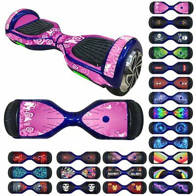 """Scooter Balance Car 6.5"""" Cover Hoverboard For Thicker Case Protective Sticker"""