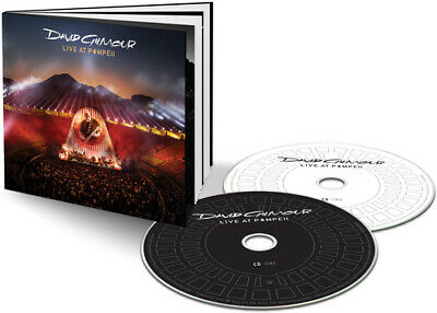David Gilmour : Live at Pompeii CD (2017) ***NEW***