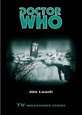 Doctor Who by Jim Leach (English) Paperback Book Free Shipping!