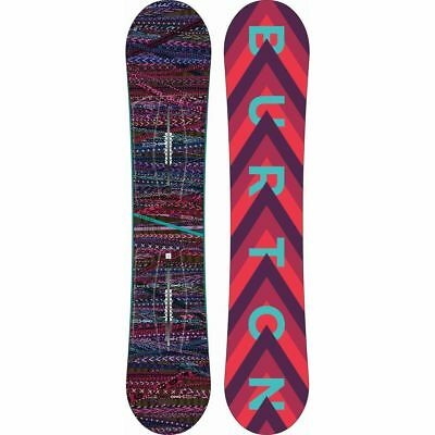 Burton Feather Damen Snowboard Set 2018 mit Bindung Citizen