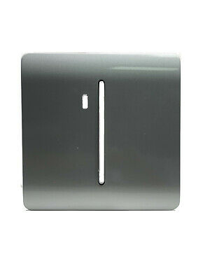 Trendi SPARE FACEPLATE For Artistic Modern Glossy 45 A Cooker Light Switch & Neo