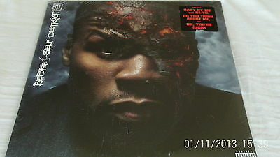 50 Cent BEFORE I SELF DESTRUCT double LP NEW/SEALED eminem ne-yo