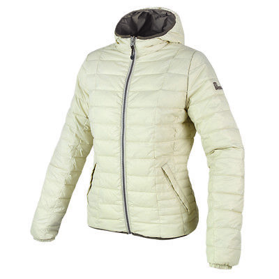 Brekka Double Way Piumino Jacket Woman Grey OAK Streetwear Giacca Invernale