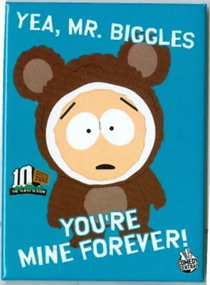 South Park Butters as Mr.Biggles Mine Forever Refrigerator Magnet