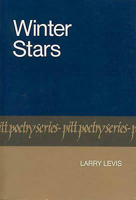 Winter Stars by Larry Levis (English) Paperback Book Free Shipping!