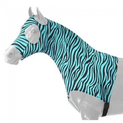 Tough 1 100% Spandex Mane Stay Neck Cover Hood in Prints 74365-7171